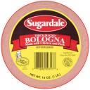 Sugardale Thick Sliced Bologna, 16 oz