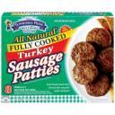 Tennessee Pride: Turkey Sausage Patties, 8 Oz