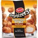 Tyson Any'tizers Honey BBQ Flavored Boneless Chicken Wyngz, 25.5 oz