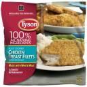 Tyson Chicken Breast Fillets, 25 oz