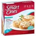 Weight Watchers Smart Ones Smart Anytime Cheese Pizza Minis, 4.4 oz, 2 count