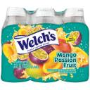 Welch's Mango Passion Fruit Juice Drink, 10 fl oz, 6 pack