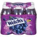 Welch's Single Serve Grape Juice, 6pk